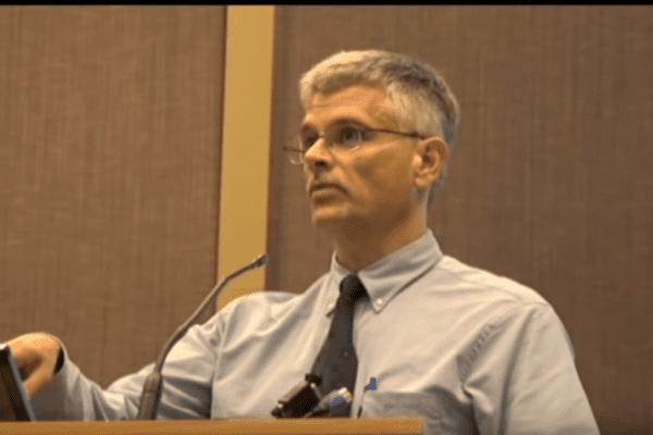 Dave Nietzel Presentation at MN Lyme Association meeting